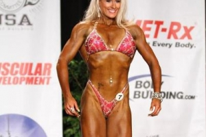 Michelle Krack- IFBB Figure and Physique Pro